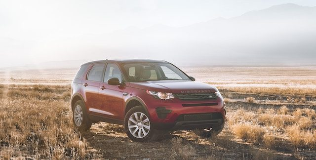 Sell my Land Rover Discovery Sport. Buy my Land Rover
