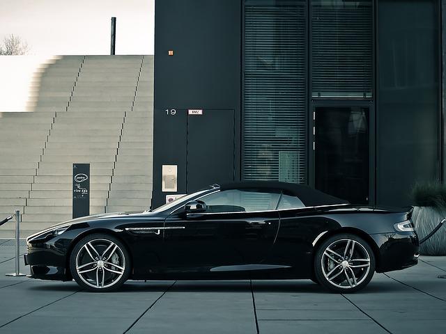 Sell your Aston Martin. Buy my Aston Martin