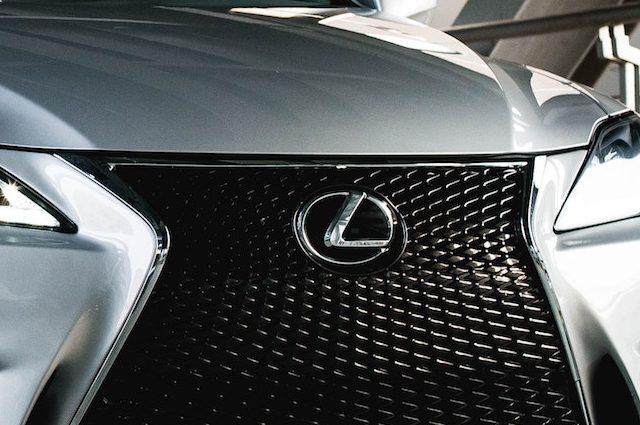 Buy my Lexus for cash. Lexus.
